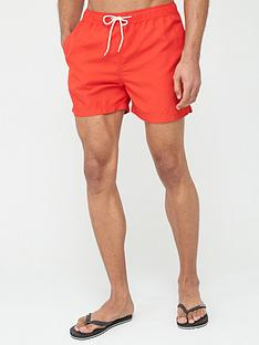 selected-homme-classic-swim-shorts-berry