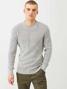 selected-homme-crew-neck-jumper