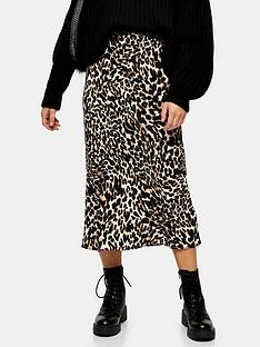 topshop-topshop-petite-leopard-bias-midi-skirt-multi