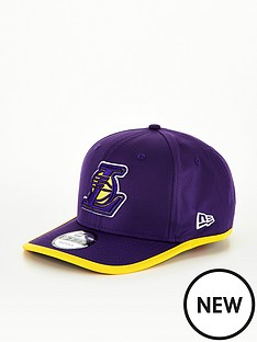 new-era-9fifty-la-lakers-cap-purple