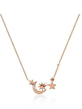 radley-radley-rose-gold-tone-sterling-silver-and-pearl-detail-moon-and-star-ladies-necklace
