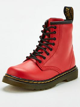 dr-martens-childrensnbsp1460-8-lace-boot-red