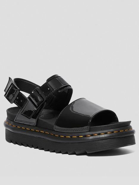 dr-martens-voss-flat-sandal-black