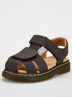 dr-martens-childrensnbspmoby-il-sandal-brown