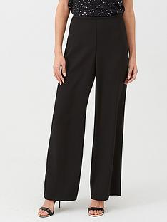 wallis-wide-leg-trousers-black