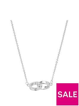olivia-burton-interlink-silver-necklace