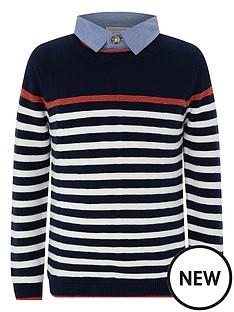 monsoon-boys-peter-stripe-jumper-navy
