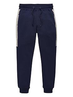 v-by-very-boys-panel-zip-pocket-joggers-navy