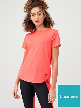 under-armour-sport-crossback-tee-pink