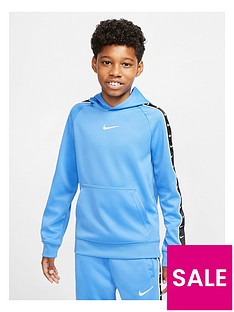 nike-sportswear-older-boys-swoosh-tape-hoodie-blue