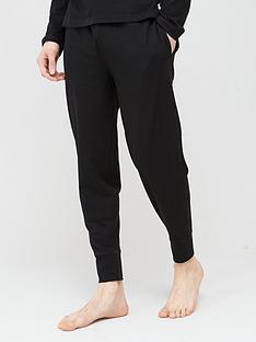 polo-ralph-lauren-lightweight-cuffed-lounge-pants-black