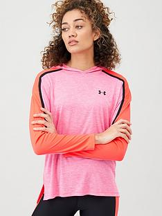 under-armour-tech-twist-graphic-hoodie-pinkwhite