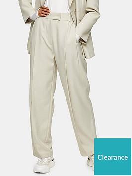 topshop-topshop-slouch-suit-trousers-cream