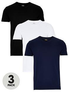 polo-ralph-lauren-3-pack-t-shirts-blackwhitenavy