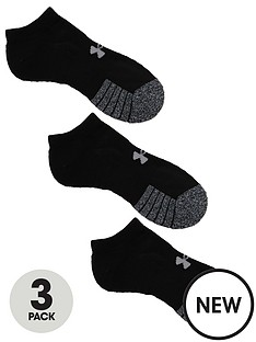 under-armour-heatgearreg-no-show-socks-3-pack-blacknbsp