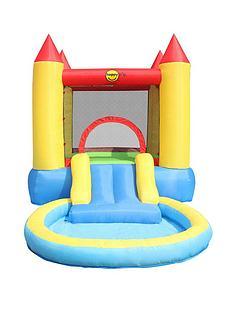 happy-hop-bouncy-castle-with-pool-amp-slide