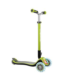 globber-elite-prime-scooter-lime