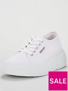 superga-2287-cotw-chunky-plimsoll-trainer-white