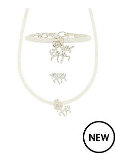 monsoon-girls-sparkle-encased-unicorn-necklacebracelet-rings-ivory