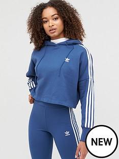 adidas-originals-cropped-hoodie-navynbsp