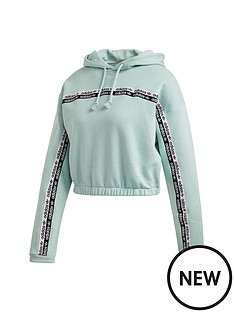 adidas-originals-cropped-hoodie-greennbsp