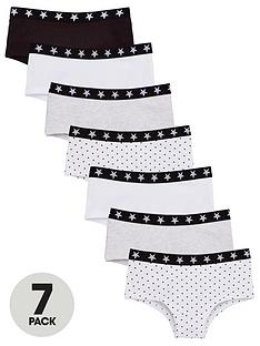 v-by-very-girlsnbspsports-briefs-7-pack-multi