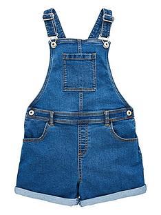 v-by-very-girls-denim-crop-dungaree-shorts-blue-wash