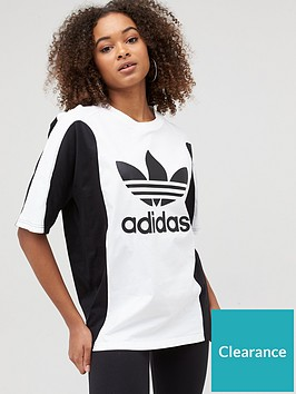 adidas-originals-boyfriend-t-shirt-blackwhitenbsp