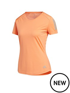 adidas-own-the-run-t-shirtnbspnbsp--orangenbsp
