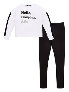 v-by-very-girls-2-piece-bonjour-sweat-set-white