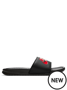 nike-benassi-jdi-blackred