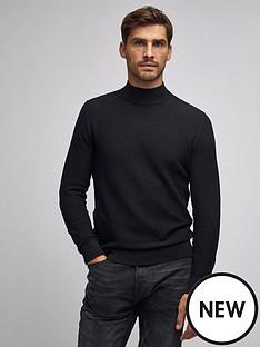 burton-menswear-london-turtle-neck-jumper-black
