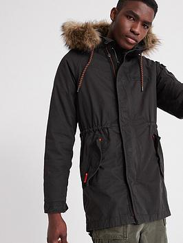 superdry-mountain-rookie-aviator-parka-coat-black