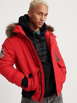 superdry-everest-bomber-jacket-red
