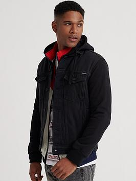 superdry-hooded-highwayman-trucker-jacketnbsp--black