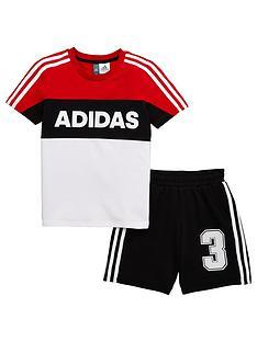 adidas-short-sleeve-tracksuit-scarlet