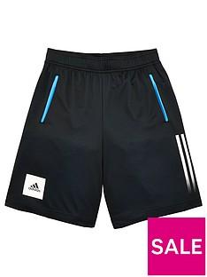 adidas-junior-boys-training-aeroreadynbspshorts-black