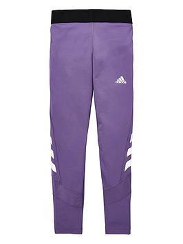 adidas-childrensnbspjg-tr-xfg-tight-leggings-purple
