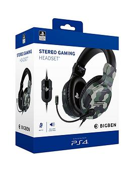 sony-camo-sony-official-headset