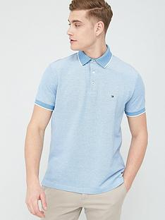 prod1089334018: Cool Oxford Regular Fit Polo Shirt - Regatta Blue