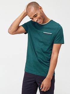 v-by-very-tipped-pocket-t-shirt-teal