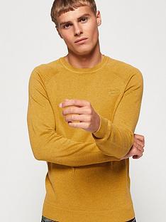 superdry-orange-label-cotton-jumper-yellow