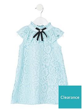 river-island-mini-girls-lace-shift-dress--nbspmint