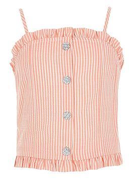 river-island-girls-stripe-diamante-buton-cami-top-pink
