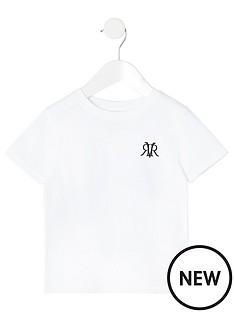 river-island-mini-mini-boys-logo-t-shirt-white