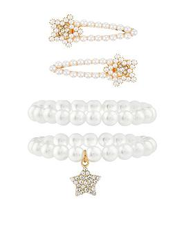 monsoon-girls-pearly-dream-clips-and-bracelets-set-ivory
