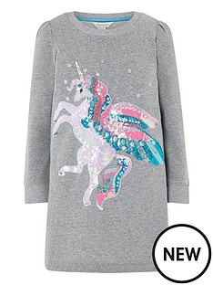 monsoon-girls-nova-unicorn-sweat-tunic-grey