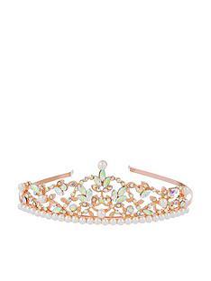 monsoon-girls-arianna-sparkle-tiara-rose-gold