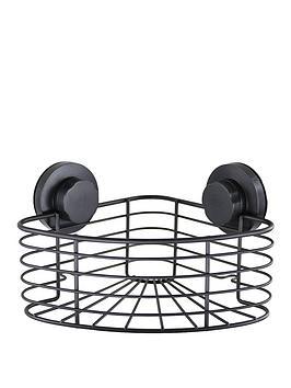 lloyd-pascal-matt-black-bathroom-corner-storage-unit