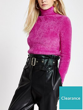 ri-petite-fluffy-knitted-cropped-jumper--light-pink